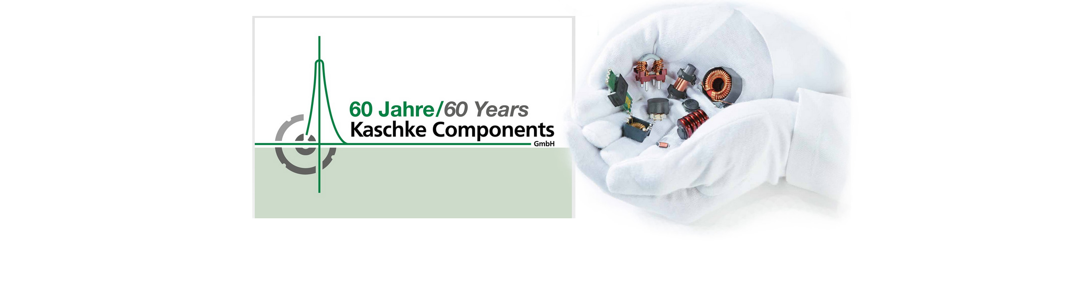 60 Years of Kaschke Components link to Kaschke brochure